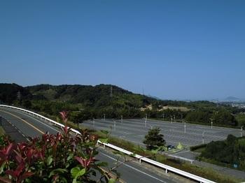 ニュー・レオマワールド(無料駐車車).JPG
